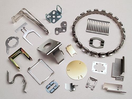 Custom Metal Stampings Steel Stainless Steel Brass
